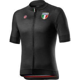 Castelli Italia 2.0 Koszulka z krótkim rękawem Mężczyźni, czarny